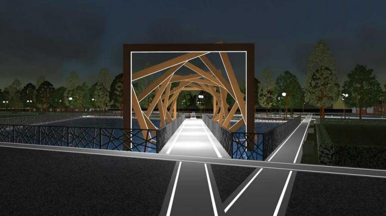 Дизайн-проект благоустройства бульвара Заречный в г.Нижний Новгород